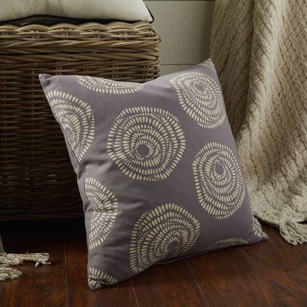 Maryanne 100% Cotton Throw Pillow by Mercury Row